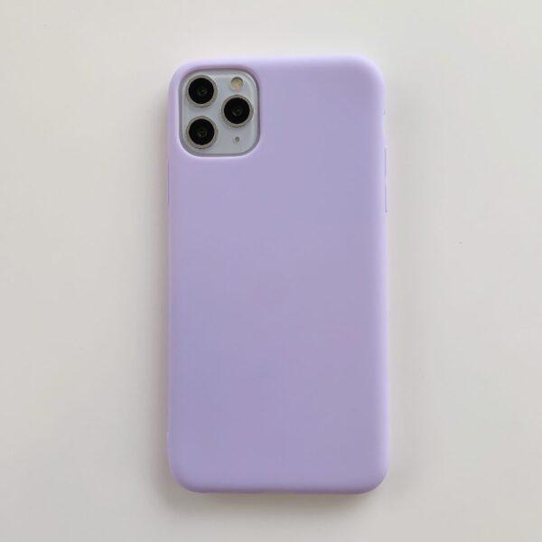 iPhone 11 Case Light Purple