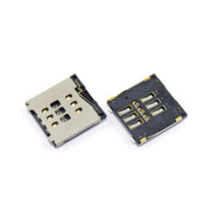 iPhone 6 Sim Card Reader Connector Holder Flex Replacement