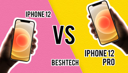 iphone 12 vs iphone 12 pro
