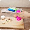 Garlic peeler Silicone practical utility Easy gadget Tool stripper tube kitchen