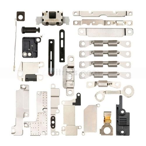 iPhone 7 Plus Inner Brackets Small Metal Parts Holder Bracket Set Full 27 Pieces